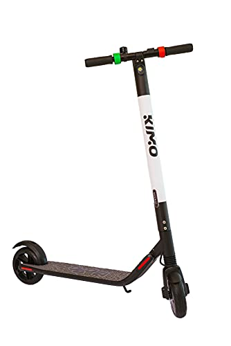 Ninebot by Segway ES2 Kick Scooter - High Performance, 8-Inch Front and 7.5-Inch Back tires, up to 15.5 Mile Range, 15.5mph Top Speed, Cruise Control, Mobile App Connectivity