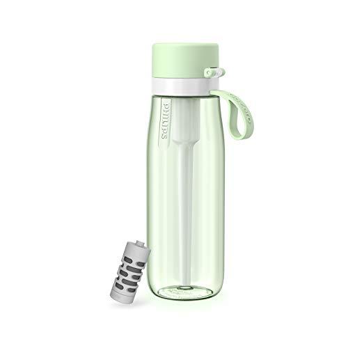 Philips Water GoZero Everyday Water Filter Bottle