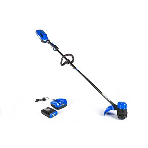 Kobalt 40-Volt Max 13-in Straight Cordless String Trimmer (Battery Included)