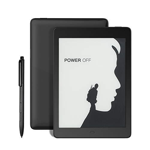 Aibecy Likebook 7,8 pollici e-book Reader HD 300PPI 2G + 32G Octa-Core lunetta con carta touch/penna/3 penne di scrittura, supporto della connessione Wi-Fi BT per la lettura di dipinti