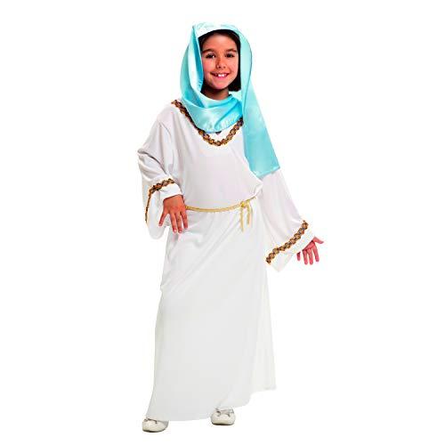 My Other Me - Disfraz de Virgen María, Talla 3-4 años (Viving Costumes MOM00429)