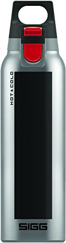 Garrafa Squeeze Térmico 500ml Swiss Hot & Cold One Sigg (Black)