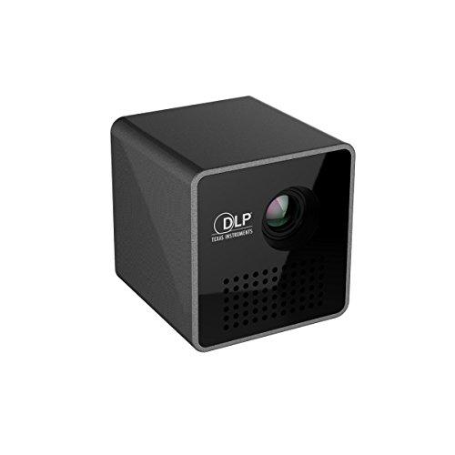 CAR SHUN 1080P LED Smart Mini Proiettore Portatile Per Cubi Con Connessione Per Smartphone TF Card Display Per Smartphone