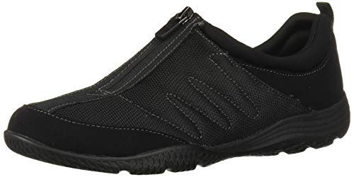 Easy Spirit womens Bestrong2 Sneaker, Black 001, 8.5 Wide US
