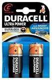 Dynamic Power Duracell–5000394002852–batterie, Ultra Power, C, Duralock–Lot de 2