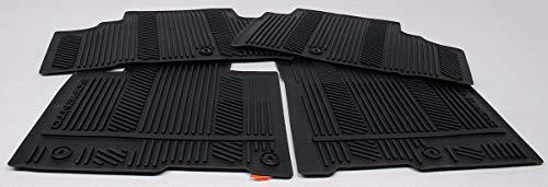 ToughPRO Cargo Mat Black For KIA Sorento 7 Seater 3rd Row Down 2016-2020