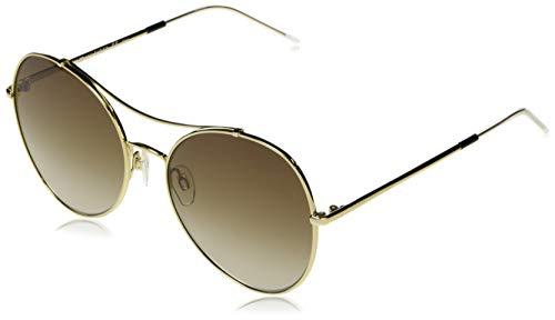 Tommy Hilfiger TH 1668/S gafas de sol, ORO BRONCE, 59 para Mujer