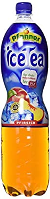 Pfanner Eistee Pfirsich, 6 x 1.5 l PET