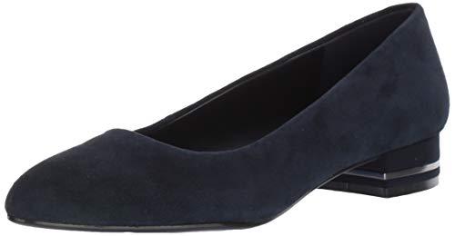 Bandolino Footwear Women's Lorya Pump, Navy, 8.5 Medium US