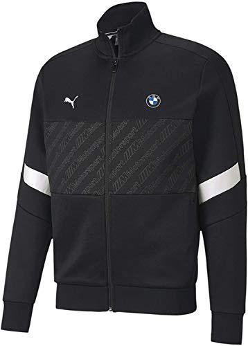 PUMA BMW M Motorsport Mens Track Jacket Puma Black XS