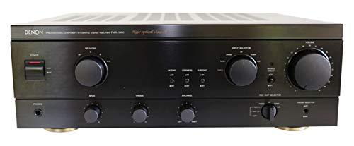 Denon PMA-1060 Stereo Verstärker in schwarz