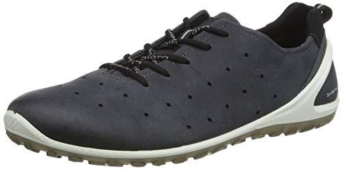 Ecco Herren BIOMLITEM Sneaker, Schwarz (Ombre/Ombre 54780), 43 EU