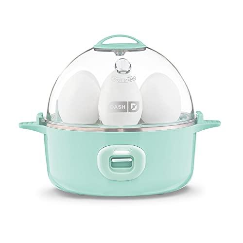 Dash Express Electric Egg Cooker, 7 Egg Capacity...