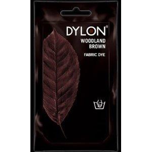 DYLON HAND DYE - 50G [Woodland Brown,4]