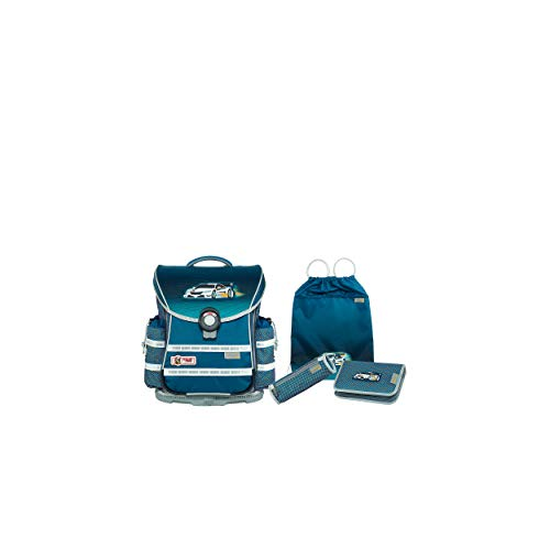 McNeill Ergo Light Plus Schulranzen-Set 4tlg. 41 cm