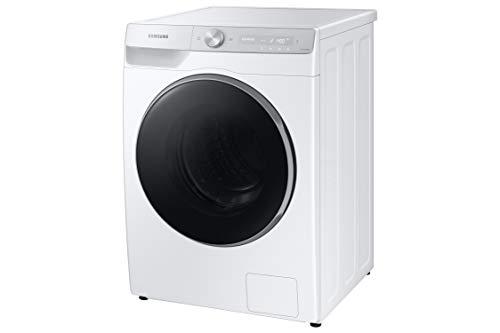 Samsung Elettrodomestici WW90T934ASH/S3 Lavatrice 9 kg QuickDrive, Ai Control, 1400 Giri, Bianco