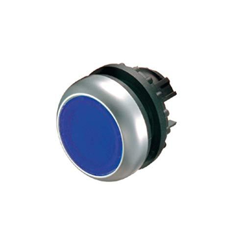 Eaton 216931 Leuchtdrucktaste, Flach, blau, Tastend