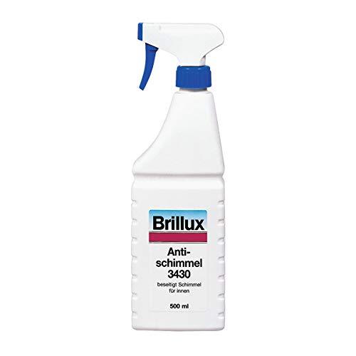 Brillux Anti Schimmelspray hilft zuverlässig Bad Haushalt Auto Schimmelentferner Wand Antischimmel Schimmelreiniger