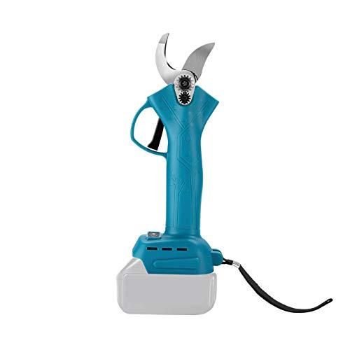 shcc Elektrische Gartenschere 30mm Akku Astschere,Makita18V-Akku-kompatibel, Der Schnittdurchmesser Ist Einstellbar[Nur Scherenkörper]