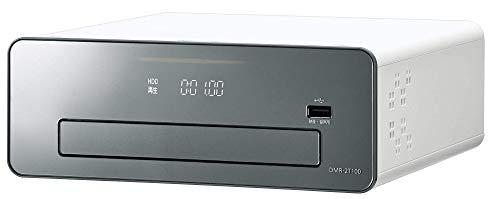 『パナソニック 1TB 3チューナー ブルーレイレコーダー 4Kアップコンバート対応 おうちクラウドDIGA DMR-2T100』の1枚目の画像