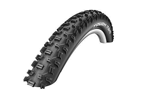 Schwalbe Unisex's Tough Tom Cycle Tyre, Black, 27.5x2.35
