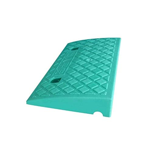 Mr.T/Anti-slip stoeprand oprijplaat Scooter Step Pad, Plastic Draagbare Antislip Mat Villa Deuropening Drempel Ramps Patio Tuin Step Ramps