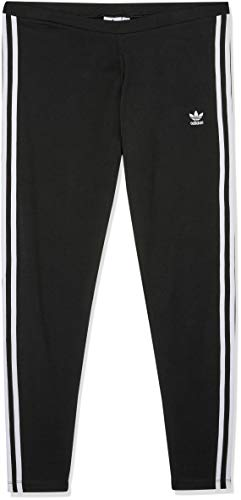 adidas 3 STR Tight Collant Femme Noir FR : XS (Taille Fabricant : 36)