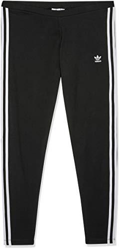 adidas 3 STR Tights, Negro, 38 para Mujer