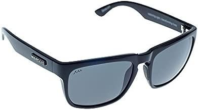 Waveborn Sunglasses Beacon Sunglasses, Bold Black