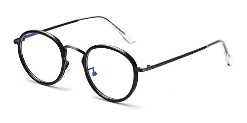 GOWE Gafas Unisex Lisas: Lentes De Lentes Transparentes