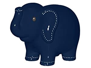 Child to Cherish Large Stitched Elephant Bank