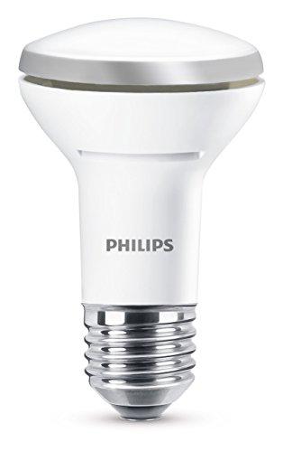 Philips Lighting Riflettore Lampadina LED Faretto E27 2.7W equivalenti a 40W, 2.7 W, Bianco, 2700 Kelvin