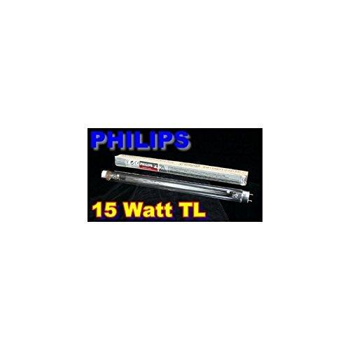 Philips 15 Watt TUV TL T8 UV-C Ersatzlampe Länge ca. 437,4mm Version 2013