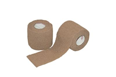 """Pac-Kit by First Aid Only 5-911 Self-Adhering Cohesive Wrap, 5 yds Length x 2"""" Height from Pac-Kit"""