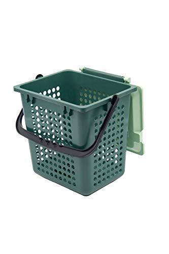 Bac à compost AirBox® avec couvercle - pour sachets jusqu'à 10 litres