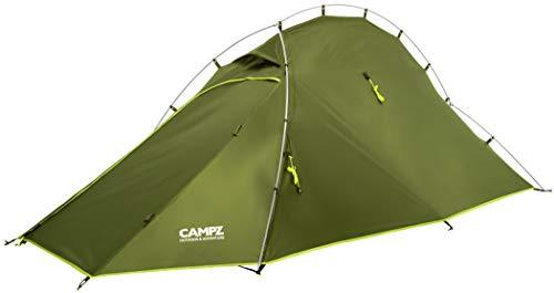 CAMPZ Vira 2P Zelt grün/Olive 2021 Camping-Zelt