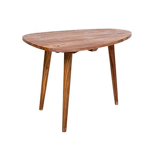 Home Beistelltische Nordic Massivholz Kreative Nachttisch Möbel Japanischen Stil Einfachen Holztisch Kleinen Teetisch Computer Ecktisch, BOSS LV, 66x45x43 cm