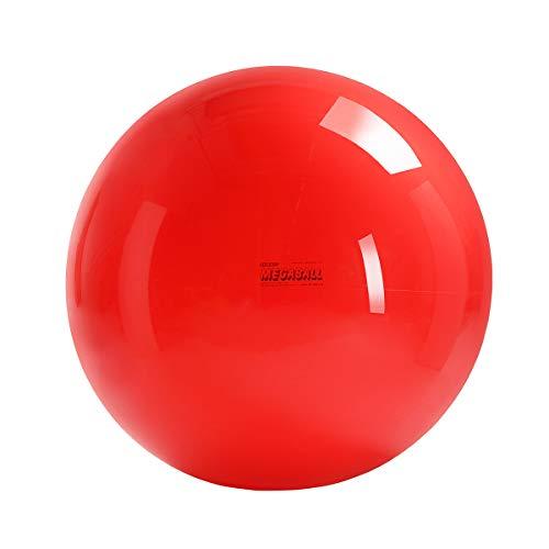 GYMNIC Mega Gymnastikball rot rot 180 cm Durchmesser