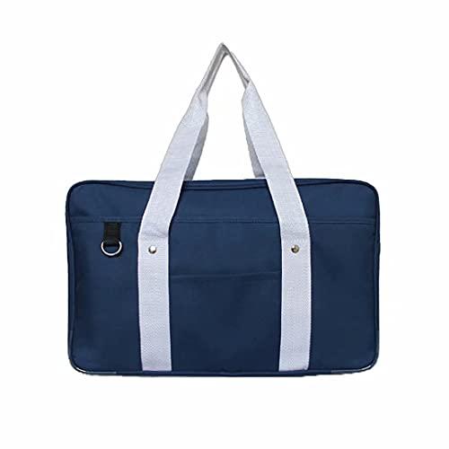 RuHan Mochila Escolar Japonesa Horizontal Anime High School Bag para Cosplay Crossbody Bag Mochila Escolar