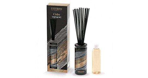 Esteean Bouquet Parfum Cédre avec recharge 75 ml Édition Vegetal Art