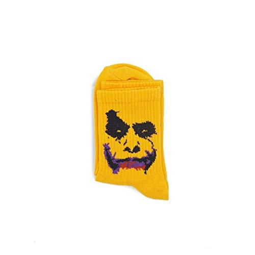 Calcetines, diseño de Joker, regalo para mujeres, hombres, calcetines unisex