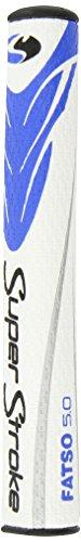 Super Stroke Fatso 5.0 Putter Grip, Black