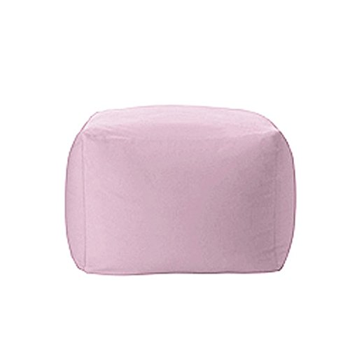 Klappsofa- Sitzsack, Sedia Pieghevole Sitzsack Divano Letto Singolo O Doppio Regolabili, Semplice E Moderner Pigro, Sitzsack Vielseitig begabt (Farbe : Pink)