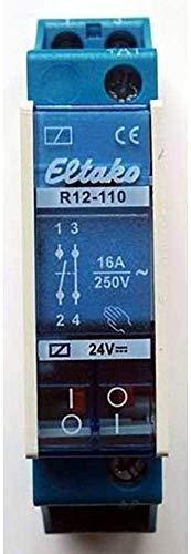Eltako ELTA Schaltrelais R12-110-24V DC
