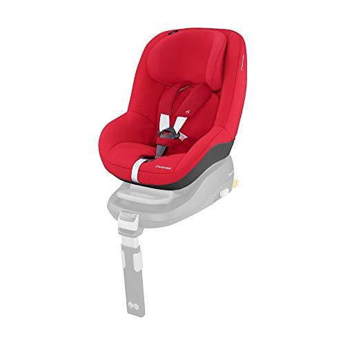 Maxi-Cosi Pearl Kindersitz mit 5 Sitz- und Ruhepositionen, Gruppe 1 Autositz (9-18 kg) nutzbar ab 6 Monate bis ca. 4 Jahre, vivid red