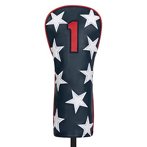 Titleist Jet Black Leather Golf Alignment Stick Headcover