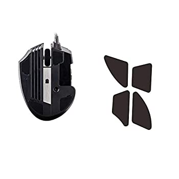 Gaming FPS/MOBA Mouse Feet Replace Mice Skates for Corsair Harpoon Pro Sabre M65 Dark core Glaive Scimitar PRO Ironclaw  Model Scimitar PRO
