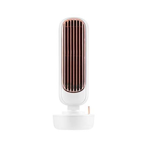 Ouskau Silent Comfort Tower-ventilator, 3-in-1 toren, tafelventilator, bevochtigingsfunctie, airconditioning, ventilator, verstuifingsluchtkoeler, voor woonhuizen en thuiskantoor
