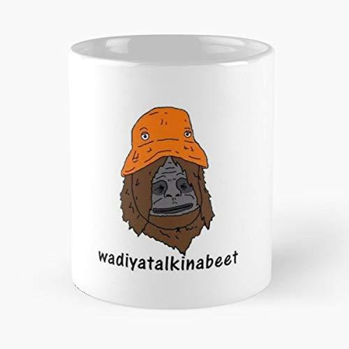 Wa-di-ya-tal-ki-na-beet Classic Mug