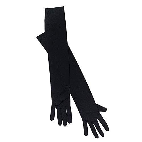Gloves. Opera, Black